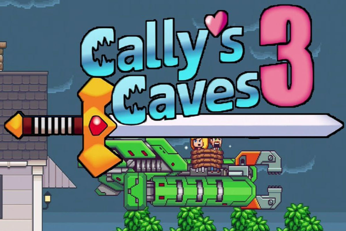 Cally's Caves 3 load