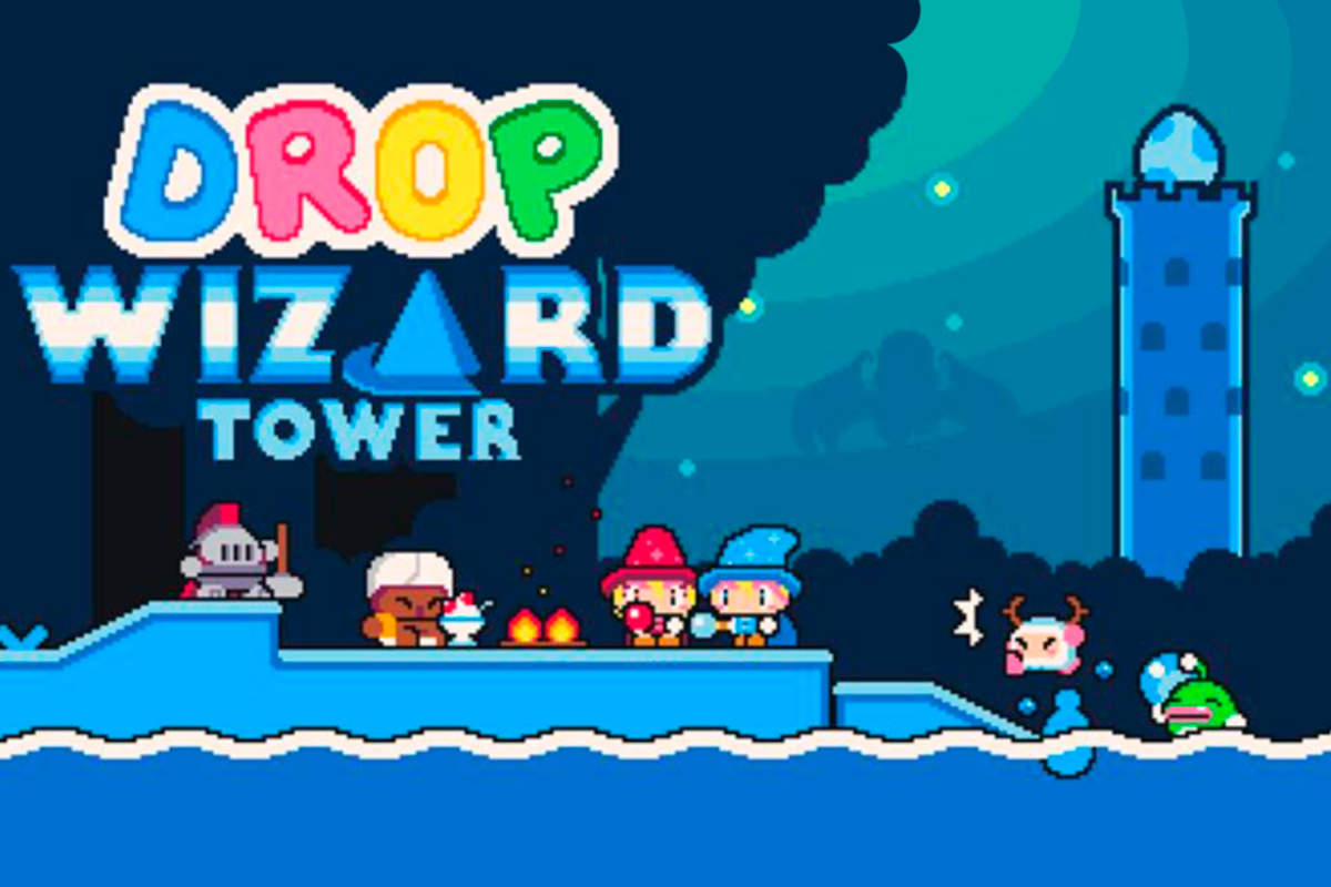 Drop Wizard Tower load