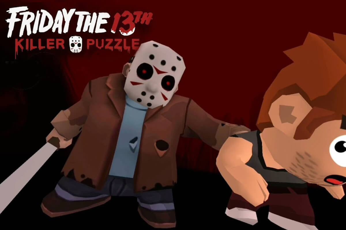 Friday the 13th: Killer Puzzle игра