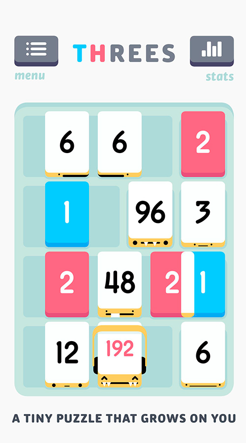 Threes! Free android