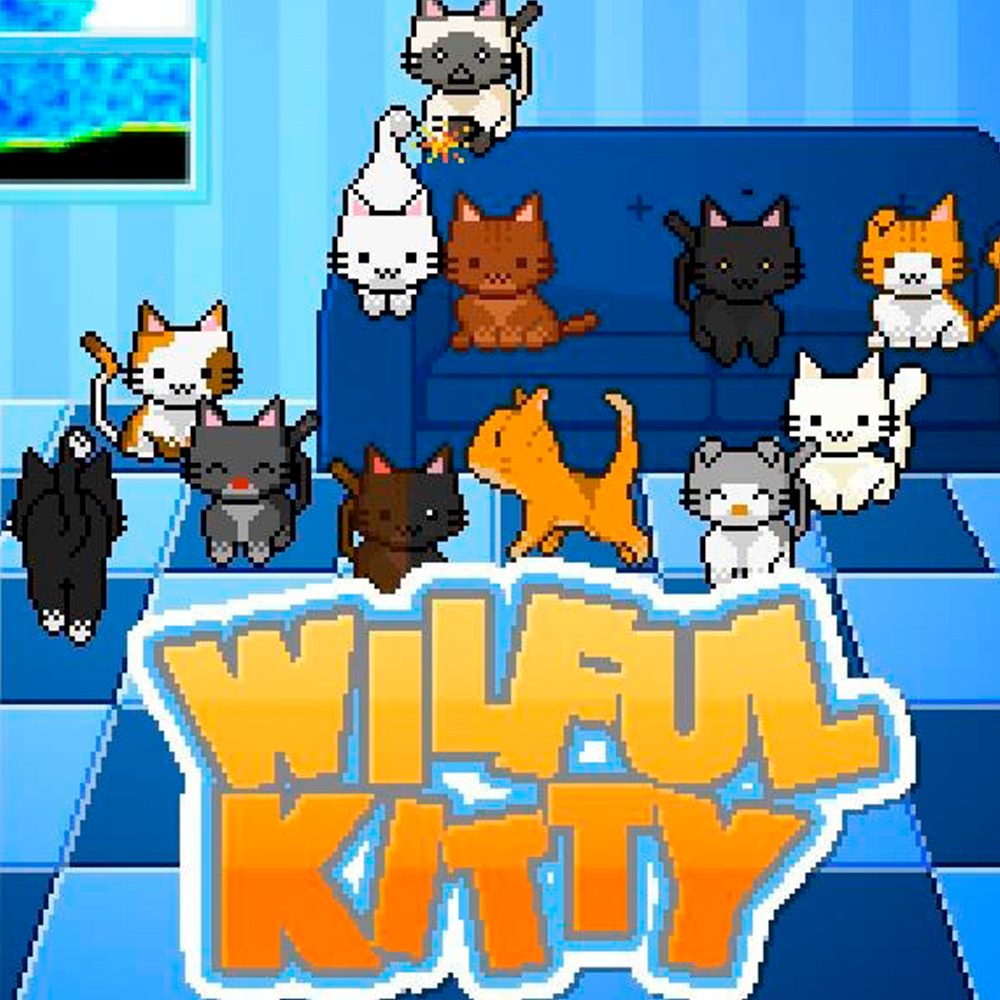 Willful Kitty load